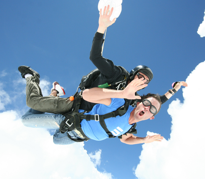 Pennsylvania Sky Dive