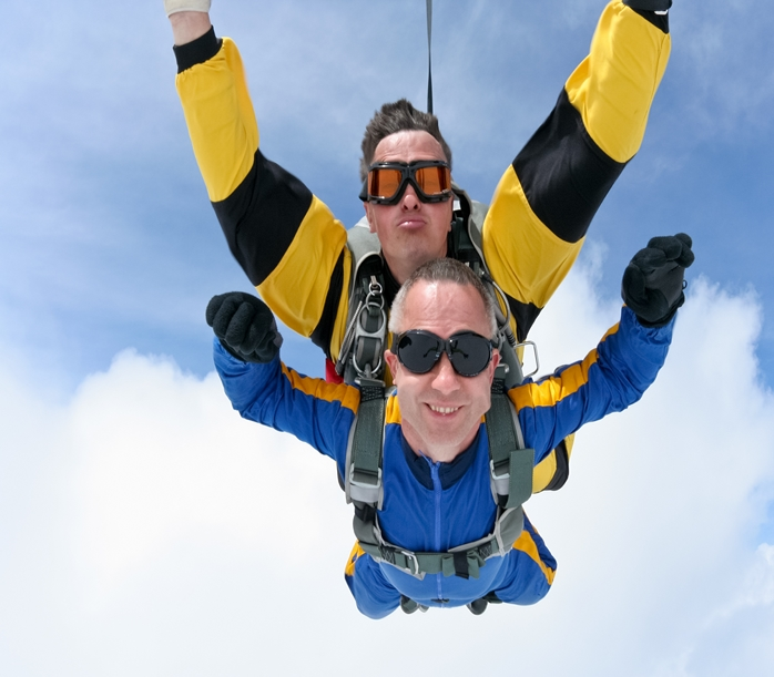 Pennsylvania Skydiving Tandem